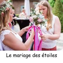 le mariage des etoiles