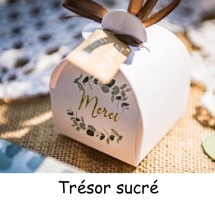 trésor sucré