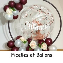 Ficelles et Ballons