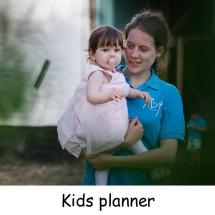 Kids planner