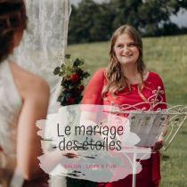 logo le mariage des étoiles